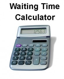 Waiting Time Calculator