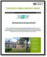 Torfaen Homes Energy Newsletter - Summer 2014