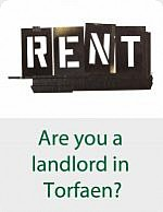 Are you a landlord in Torfaen?